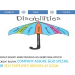 Protect Monthly Income. Get Disability Insurance.
